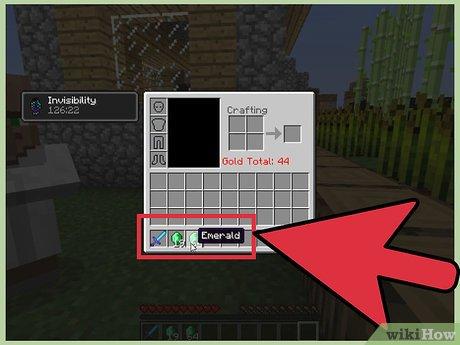 Изображение с названием Make Chain Armor in Minecraft Step 1