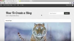 Автономный блог создать нетрудно, нужно только постараться