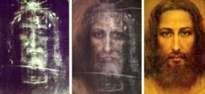 Реконструкция изображения с Туринской Плащаницы