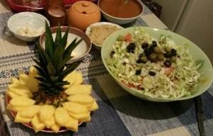 Хлебные крошки - хорошо, а тарелка с ананасами тоже неплохо