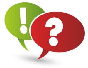 Ответы и вопросы
